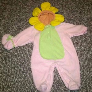 Other - Size 3-6 months flower costume